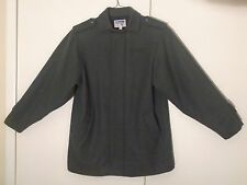 Walt Disney World MGM Studios Cast Member Pea Coat Costume Jacket Coat Size L