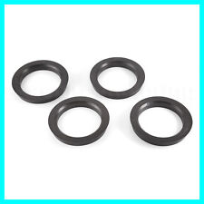 4 Hub Centric Rings 73.1mm to 57.1mm | Hubcentric Ring 73 - 57 fits AUDI