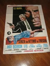 MANIFESTO, SENZA UN ATTIMO DI TREGUA (POINT BLANK )1968,LEE MARVIN BOORMAN,