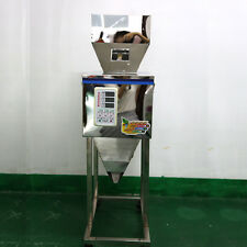 10-1000G Powder filling machine vibratory filler Tea weight Grain Powder