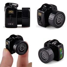 New Smallest Mini Camera Camcorder Video Recorder DVR Spy Hidden Pinhole Web cam