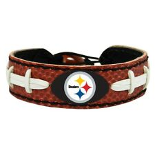 NFL Pittsburgh Steelers Classic Football Bracelet