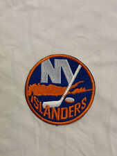 New York Islanders Logo NHL Hockey Hat Shirt Jersey Embroidered Iron On Patch