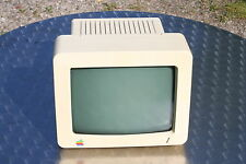 Apple Moniteur vintage 1984 go91h