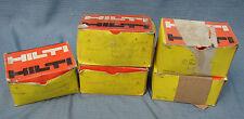 5 Pack Hilti Pentola bulloni per DX 300 TB 27 s12 TB 29 TB 35 e2457