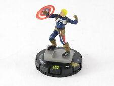 Heroclix Nick Fury Agent of S.H.I.E.L.D Steve Rogers 051 Super Rare SR No Card
