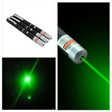 Laser Pointer Lazer Green Puntero Pen Verde 5mw Punteros MINI Presenter Punteros