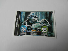 Topps Force Attax Star Wars Moto-Jet !!!
