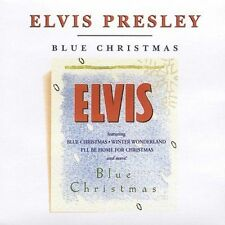 Blue Christmas, Elvis Presley,New, #### Factory Sealed,Audio CD, Music Music