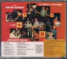 rare SALSA cd WAYNE GORBEA Y SU CONJUNTO SALSA & CHARANGA Armonioso PARANOIA