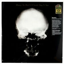 Ministry - The Mind Is a Terrible Thing To Taste LP - Gold Vinyl NUMBERED