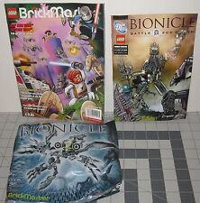 BIONICLE LEGO Brickmaster 20005 Winged Rahi Klakk New Sealed Poly Bag