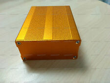 DIY Aluminum PCB Instrument Box Enclosure Electronic Project Case-100*76*35mm