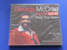 George McCrae - Rock your baby  - CD SIGILLATO