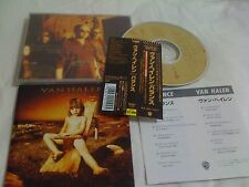 VAN HALEN / balance /JAPAN LTD CD OBI