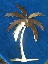 Palm Tree version 2  Metal Wall Art Home Decor