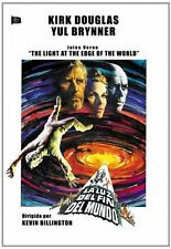LIGHT AT THE EDGE OF THE WORLD (1971 Kirk Douglas) - DVD - PAL Region 2 - New