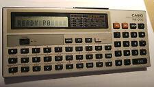Personal Computer vintage Casio PB-200 - retrocomputer
