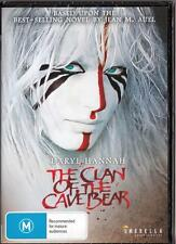 THE CLAN OF THE CAVE BEAR - NEW & SEALED DVD - FREE LOCAL POST