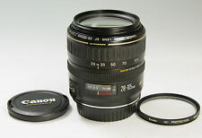 Canon EF 28-105mm f/3.5-4.5 USM Lens 7 blades Made in Japan Excellent