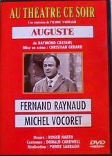 DVD AUGUSTE - Fernand RAYNAUD / Michel VOCORET