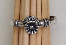 Stylish Sterling Silver Bali Flower Toe Ring *More Styles in Shop*