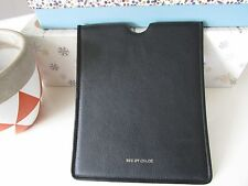 SEE BY CHLOE iPad BLack Leather Holder Cover Case
