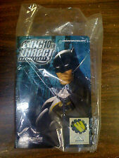 DC Direct SDCC 2008 Batman Figure 10th Anniversary NEW Free Ship US
