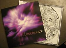 "WITCHCRAFT ""AS I HIDE"" - CD"