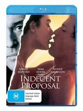Indecent Proposal [ BluRay ], LIKE NEW, Next Day Postage...5291