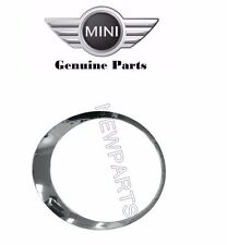 NEW Mini Cooper 07-10 GENUINE LEFT Chrome Headlight Trim Ring 51 13 7 149 905