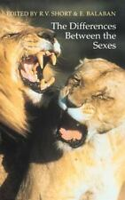 The Differences Between the Sexes (1994, Hardcover) SKU 469