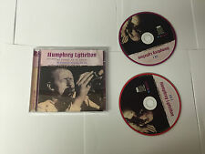 Humphrey Lyttelton Just About as Good as It Gets! 2 CD 44 TRK MINT/VG-