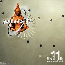 Pulse Vol. 11 - The 11th Commandment - 2CD GOA TRANCE