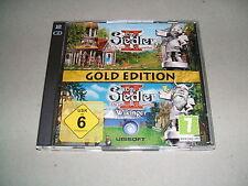 DIE SIEDLER - Die nächste Generation Gold Edition   PC WIN XP  deutsch  USK 6