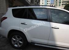 chrome Door Handle Cover Trim For 2006-2012 Toyota RAV4 RAV 4 10pcs