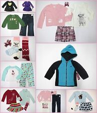 NWT Girls Fall Clothing Lot Size 3T Gymboree Outfits Set Tops Jeans Dress Jacket