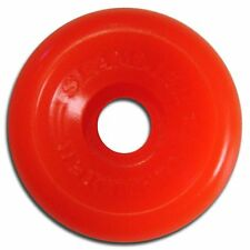 NOS Kryptonics SLAMMERS Skateboard Wheels 60mm 88a RED
