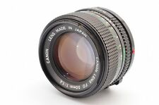 CANON New FD 50mm f1.4 Very Good Condition #71532