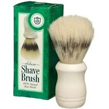 Van Der Hagen Deluxe Shave Brush - 100% Natural Boar Bristle