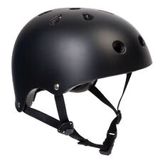 BMX/Skate/Moto/Bici/Ciclo/Scooter Sicurezza Casco da Powerboard-MATT BLACK