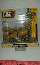 CAT CATERPILLAR ct660 cement truck construction 1/92 1:87 HO Scale Metal toy
