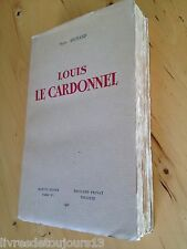 Louis Le Cardonnel -  Richard Noël