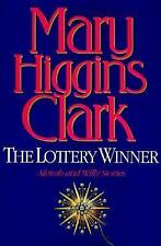 The Lottery Winner: Alvirah and Willy Stories, Mary Higgins Clark, 0671867164, B