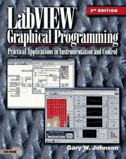LabVIEW Graphical Programming : Practical Applications in Instrumentat-ExLibrary