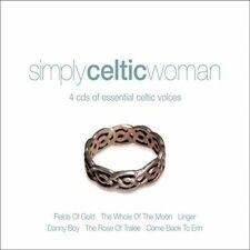 SIMPLY CELTIC WOMAN NEW CD