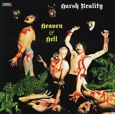 Heaven & Hell * by Harsh Reality (CD, 2013, Esoteric Recordings) Free Shipping
