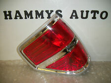 FORD F150 LH CHROME TAIL LIGHT 09 10 11 12 2009 2010 2011 2012  NICE