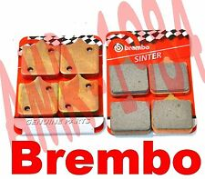 Plaquettes BREMBO RACING 2KIT X PINCES BREMBO 07BB3396 BMW S1000 R -RR 2009-2014