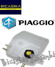 615655 - ORIGINALE PIAGGIO SERBATOIO ACQUA RAFFREDDAMENTO QUARGO 500 750